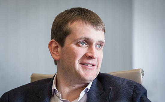 Генеральный директор компании  «МегаФон» Иван Таврин