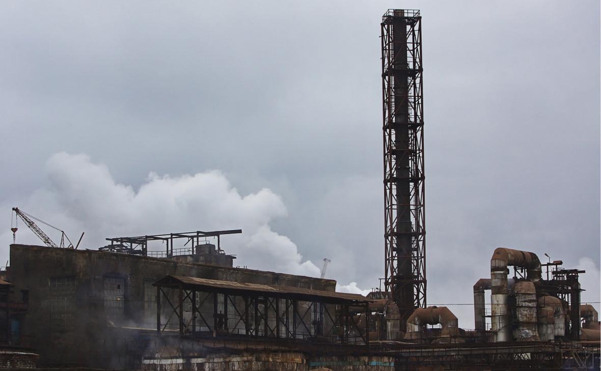 Жители Северной Осетии добились закрытия завода «Электроцинк»