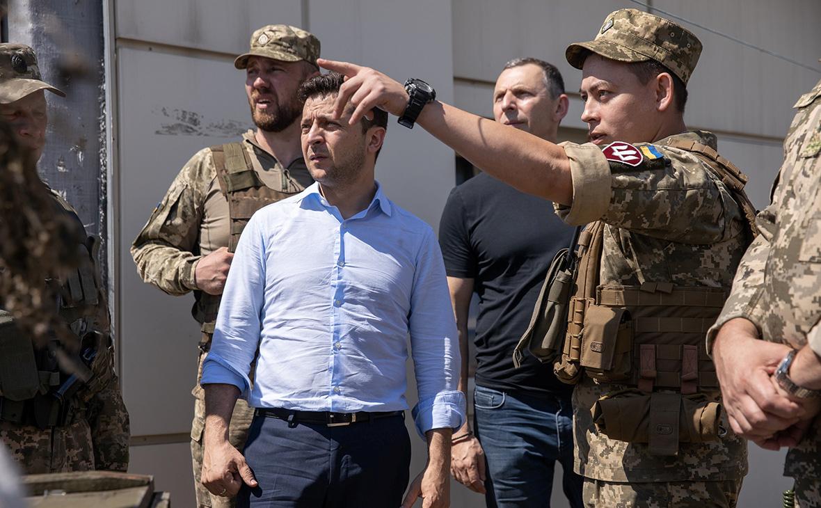 Команда Зеленского назвала ключевые шаги для возвращения Крыма и Донбасса