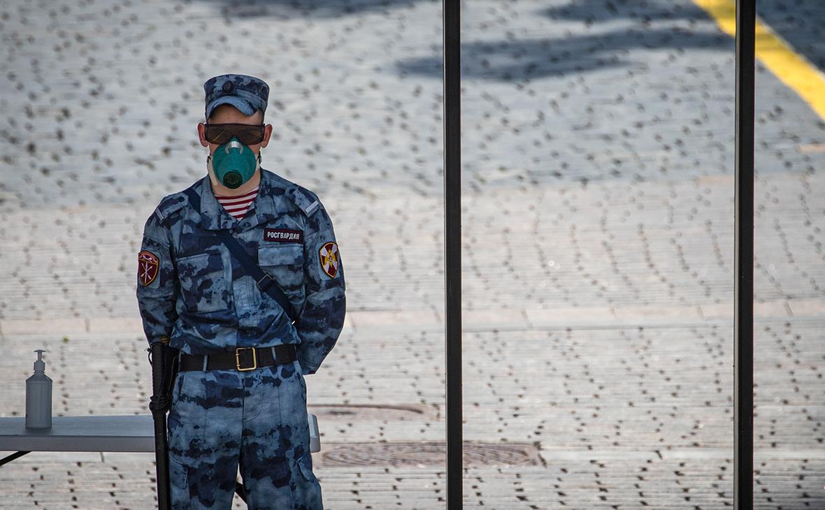 В Кремле «не слышали» обсуждения нового локдауна из-за коронавируса