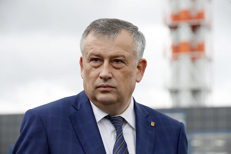 Губернатор Ленинградской области Александр Дрозденко
