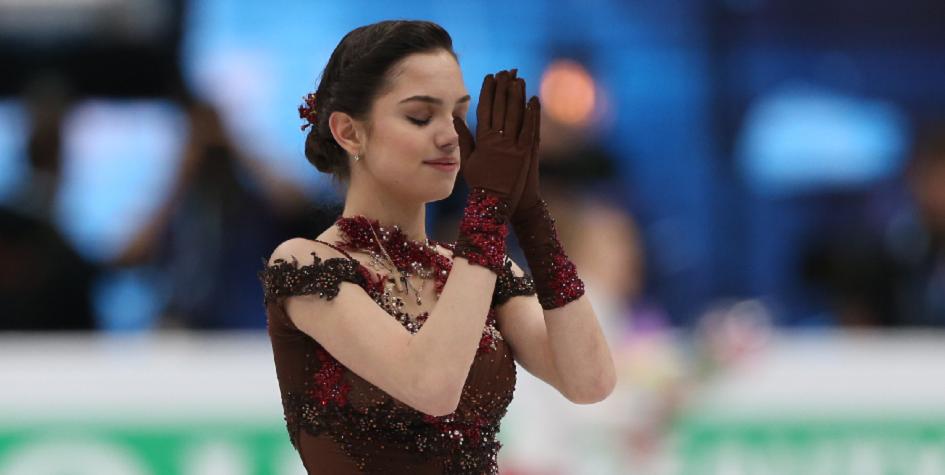 Фигуристка Медведева установила новый мировой рекорд в Пхёнчхане