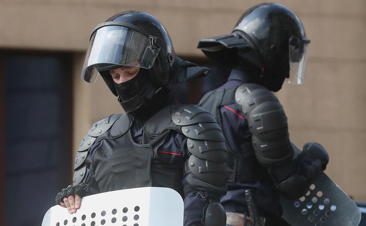 Тихановская пригрозила подавляющим протесты силовикам раскрытием их имен