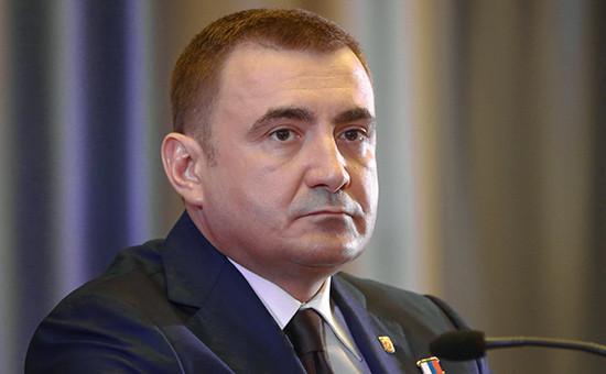 Алексей Дюмин, назначенный президентским указом исполняющим обязанности губернатора Тульской области
