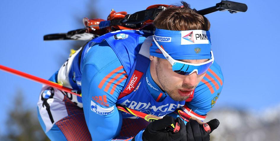 Российские биатлонисты впервые в сезоне выиграли медаль в эстафете