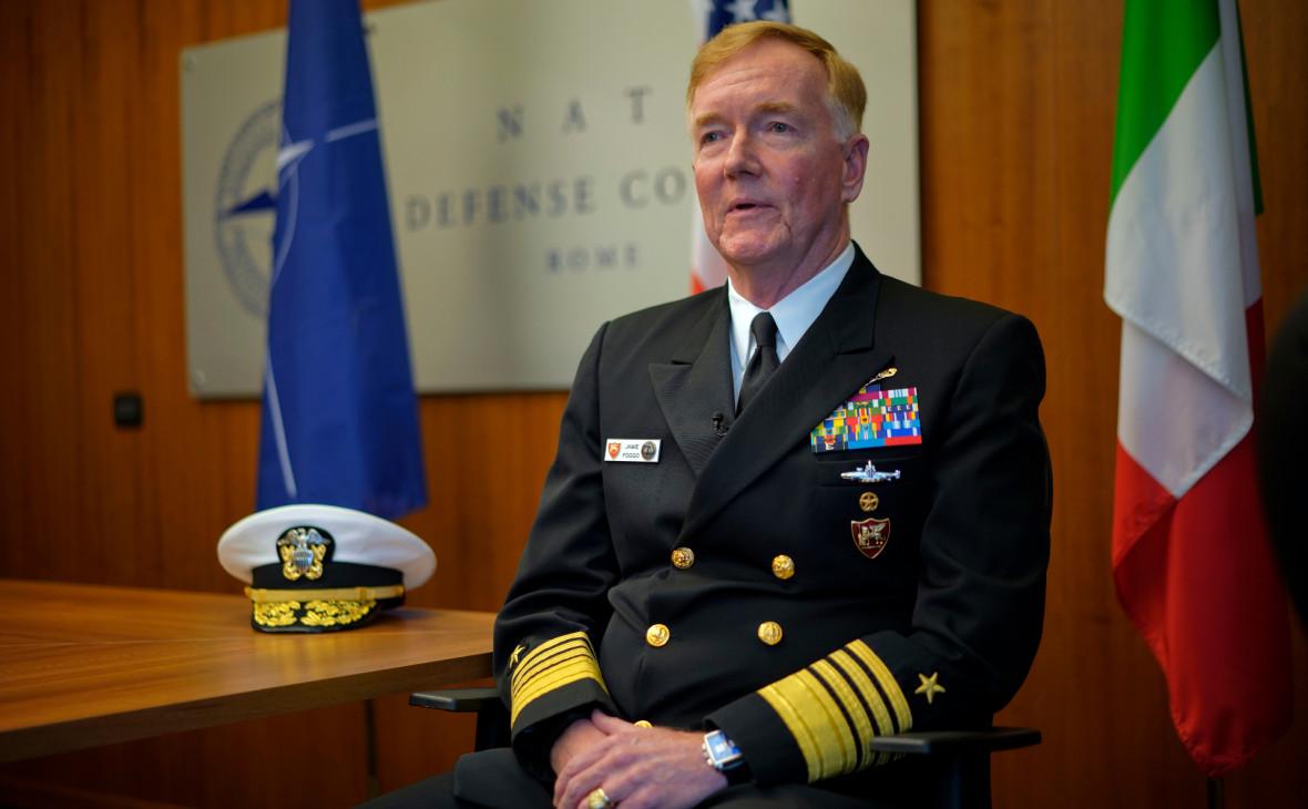 Адмирал США посоветовал союзникам брать пример с России в военной сфере