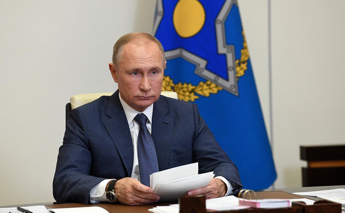 Путин заявил о надежде на «политическую зрелость» белорусов