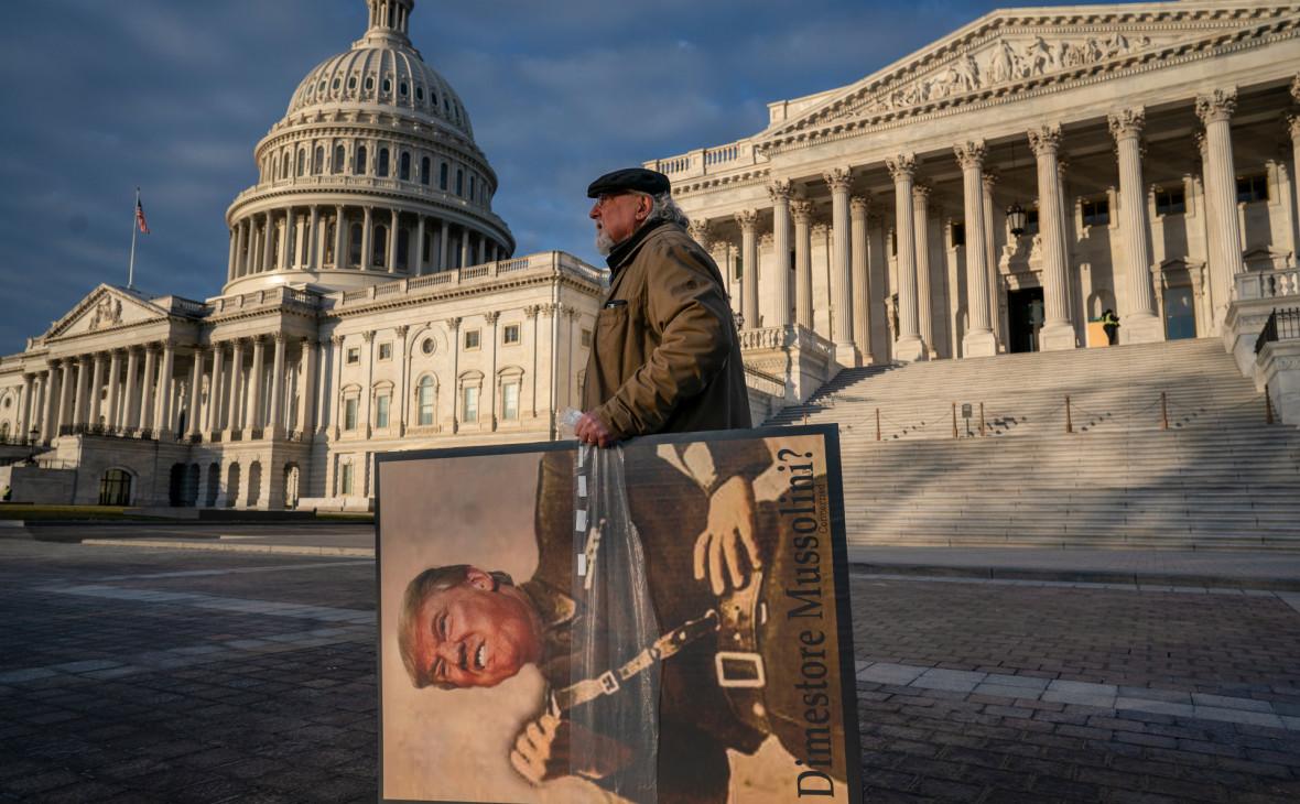 Фото: J. Scott Applewhite / AP