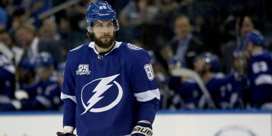 Российский хоккеист возглавил список лучших снайперов НХЛ