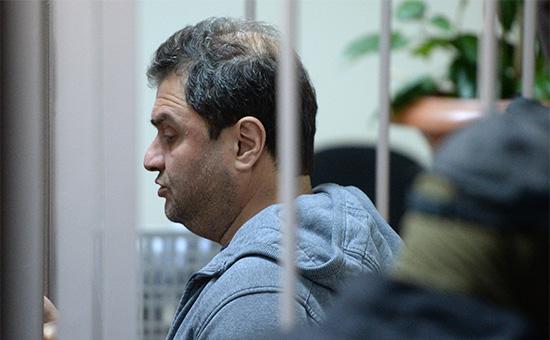 Григорий Пирумов в Лефортовском суде города Москвы