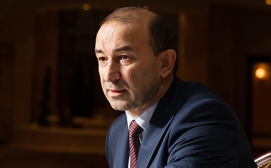 Владелец «Евродона» Вадим Ванеев