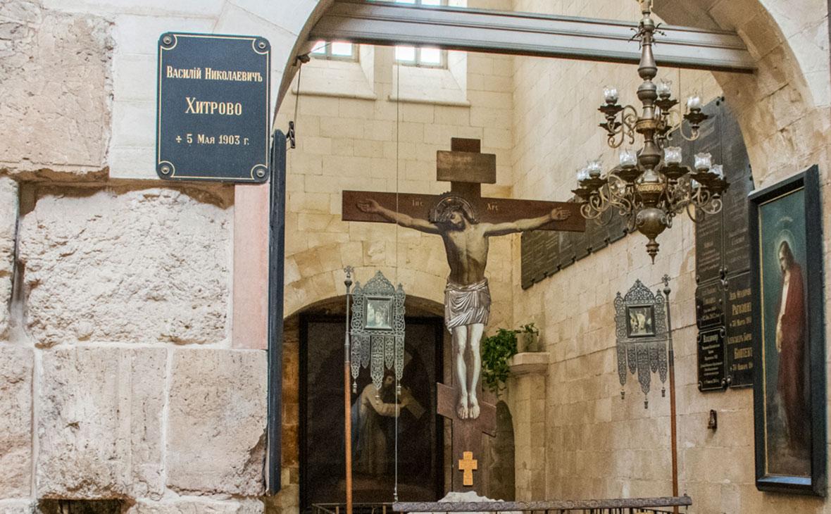 Посол в Израиле сообщил о сроках передачи Александровского подворья