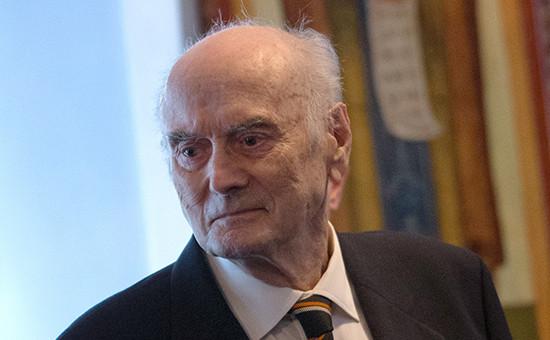 Князь Димитрий Романович Романов. Фото: октябрь 2016 года