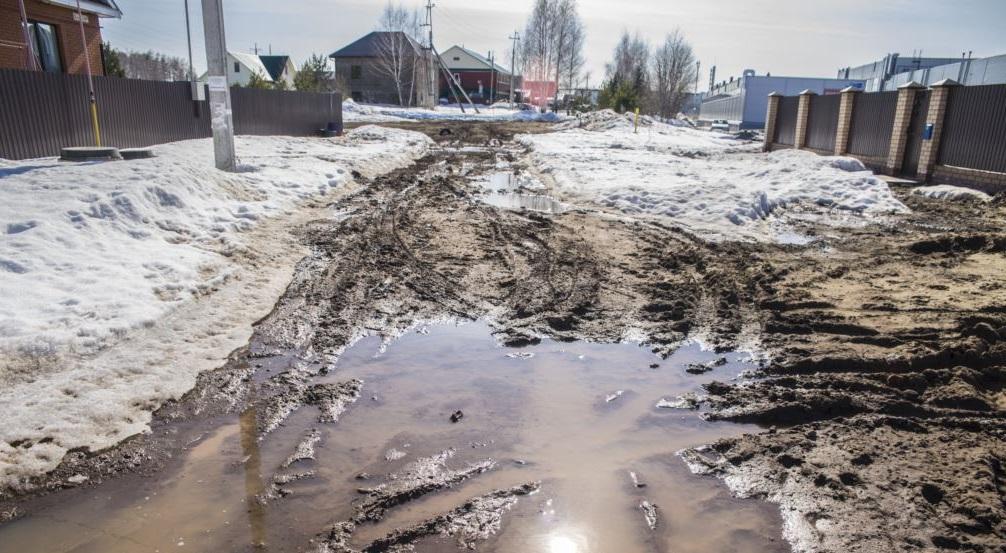 Фото:коттеджный поселок «Лесная поляна», Елабужский муниципальный район (Фото: idelreal.org)