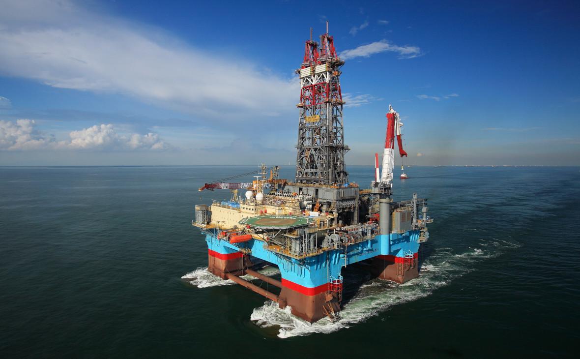 Фото:Maersk Drilling