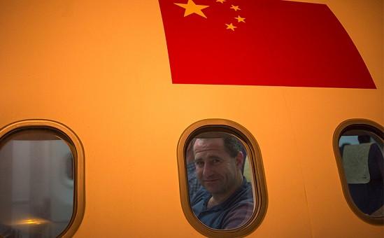 Полпред президента РФ в ПФО Михаил Бабич во время рабочей поездки в КНР