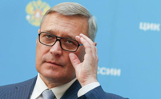 Председатель ПАРНАС Михаил Касьянов