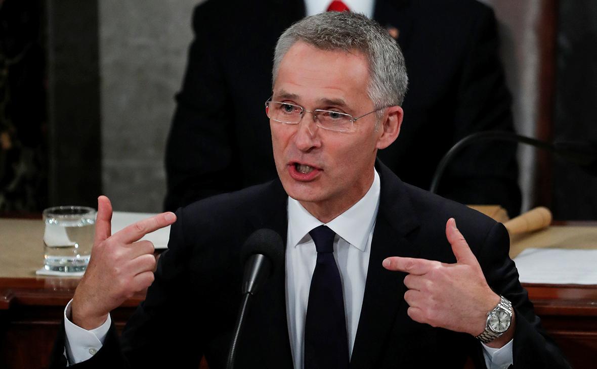 Столтенберг предостерег союзников по НАТО от взаимных ударов санкциями