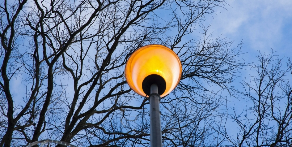 В России создали интеллектуальный уличный фонарь