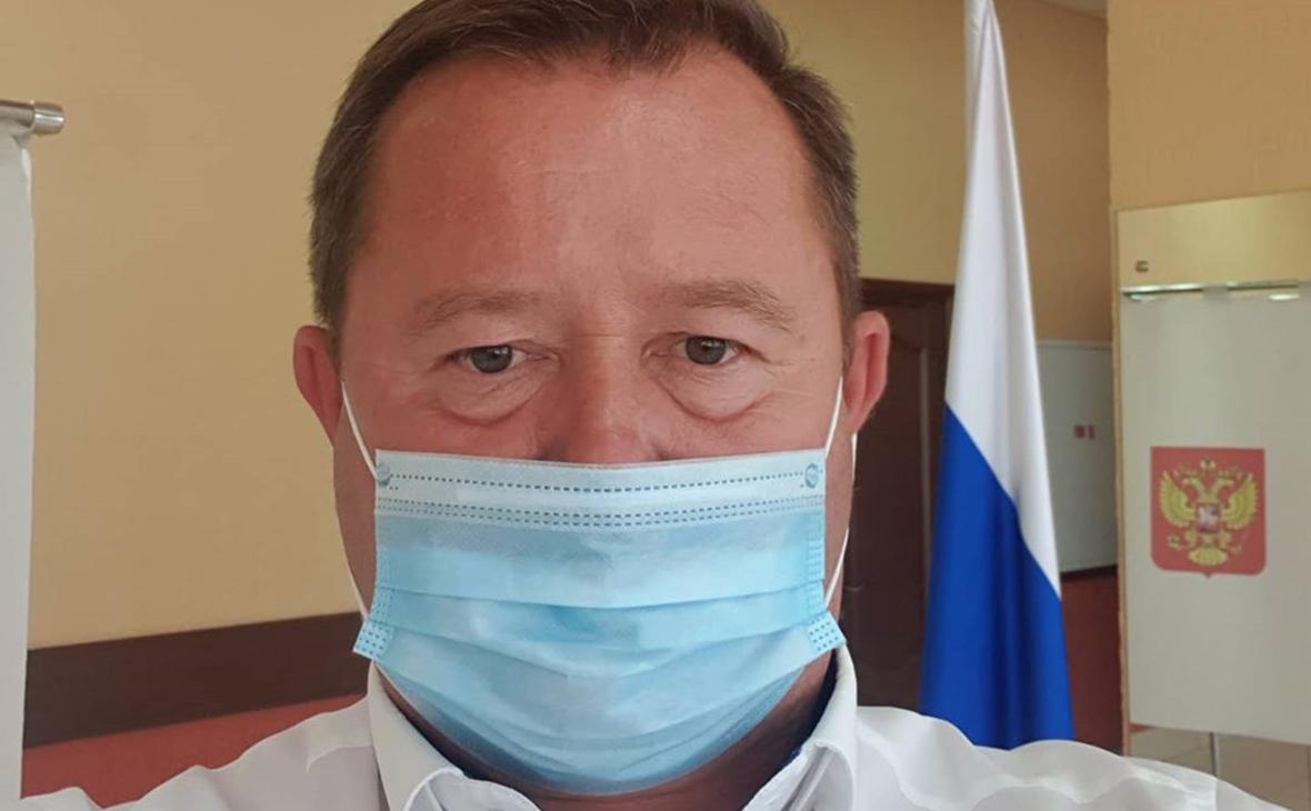 Михаил Малин