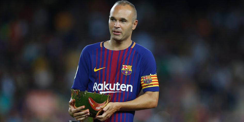 Капитан «Барселоны» подписал контракт с китайским клубом на €37 млн