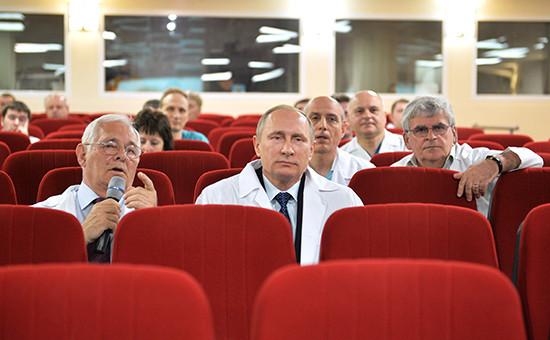 На форуме ОНФ ожидается участие президента России Владимира Путина