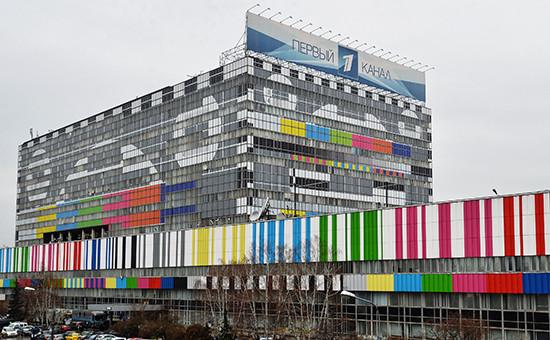 Здание телецентра «Останкино»