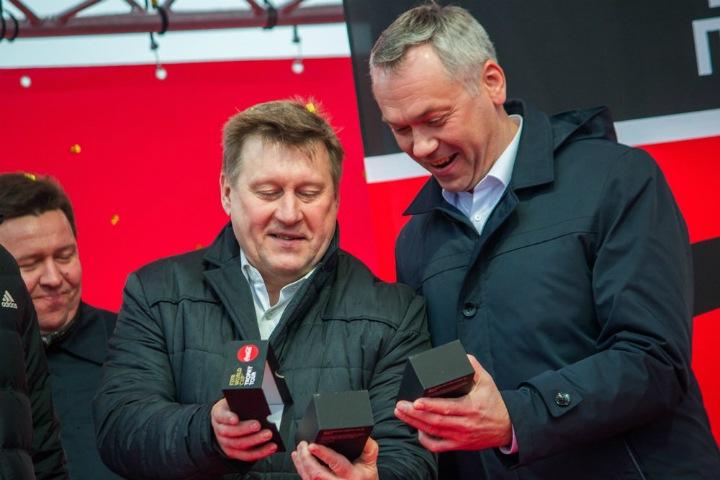 Электричка и метро: Локоть обозначил приоритеты развития Новосибирска