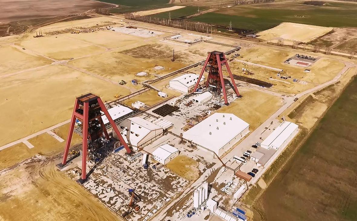 Строительство Нежинского горно-обогатительного комбината