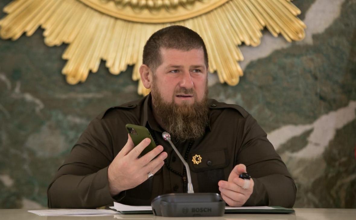 Фото: официальная страница Рамзана Кадырова в соцсети «ВКонтакте»