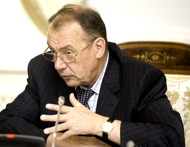 Олег Виролайнен, бывший глава комитета по благоустройству и дорожному хозяйству Смольного