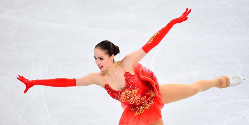 Алина Загитова принесла России первое золото на Олимпиаде