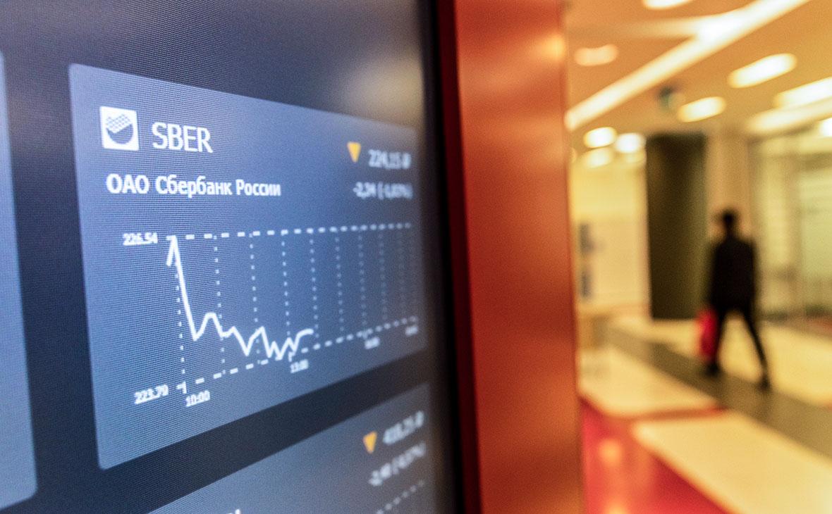 ЦБ исключил влияние продажи Сбербанка на валютный рынок