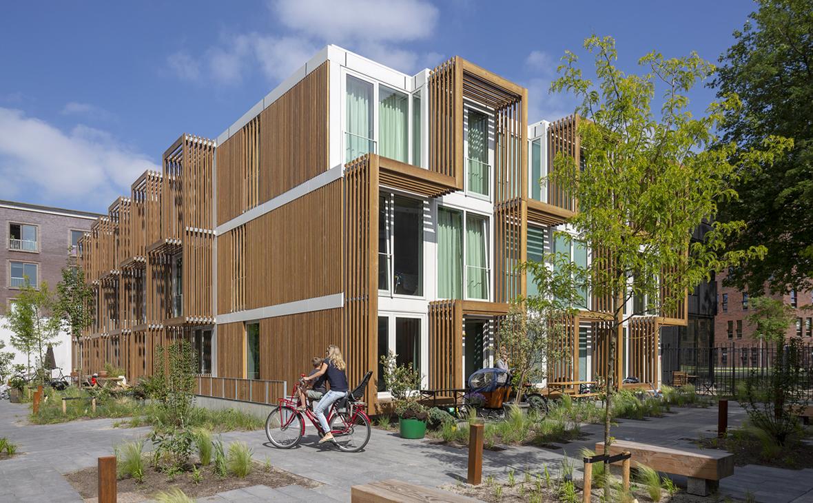 Фото:Funenhof / Arons en Gelauff Architects