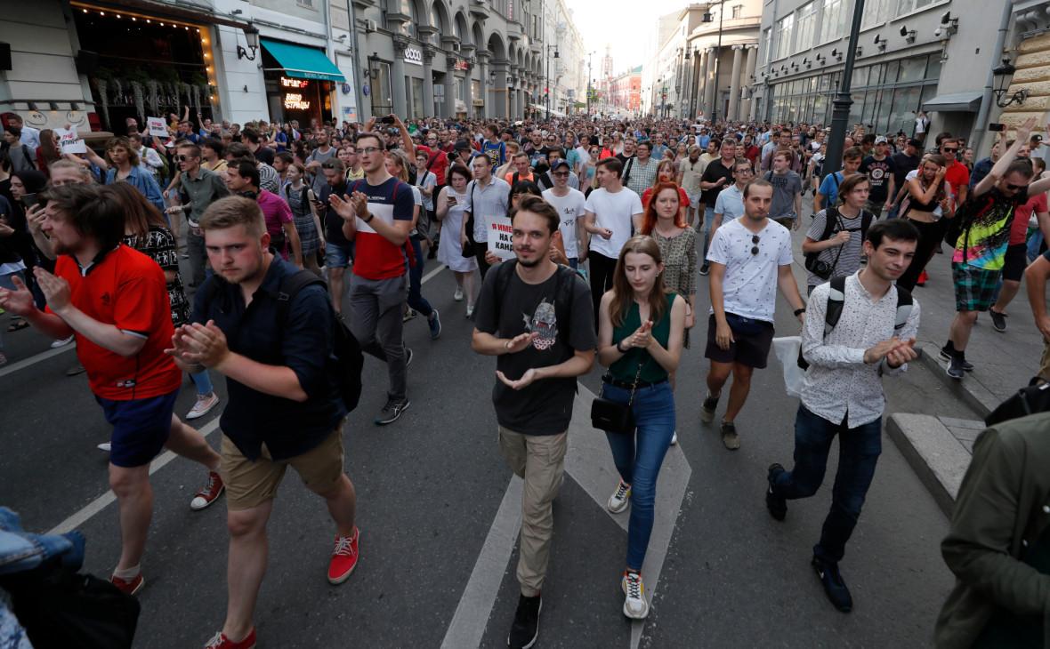 Фото: Yuri Kochetkov / EPA / ТАСС