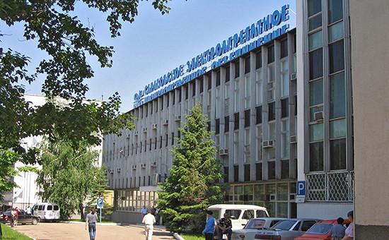 Здание Саратовского электроагрегатного производственного объединения (СЭПО)