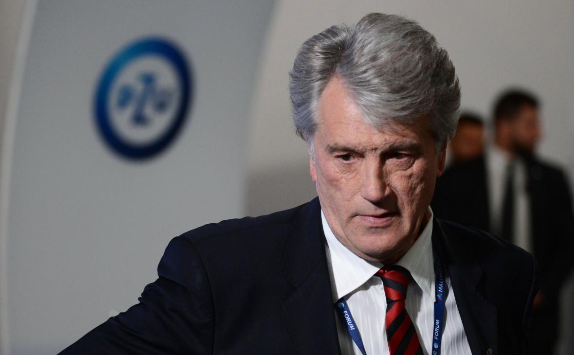 """Yushchenko imputó el amor de """"la esclavitud y el rey"""" a los rusos - RBC"""