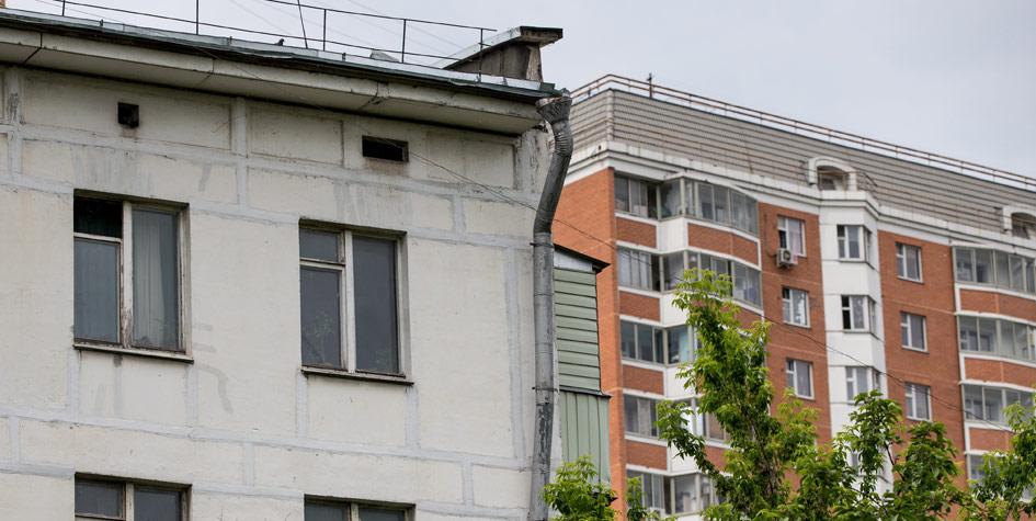 Пятиэтажка в Бескудниковском районе