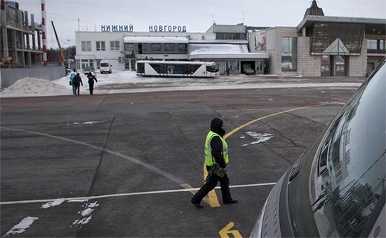 ВПП аэропорта Стригино