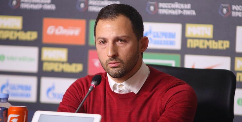 «Спартак» прокомментировал возможность продления контракта с Тедеско