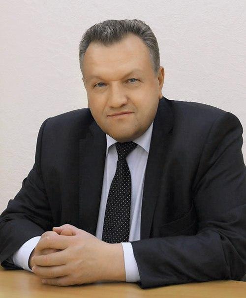Первый заместитель мэра Новосибирска по организационной и кадровой работе Геннадий Захаров
