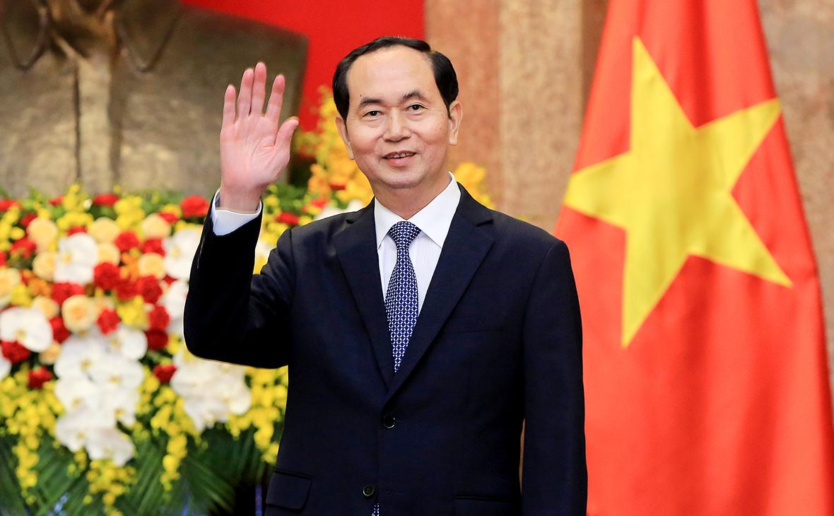 Умер президент Вьетнама