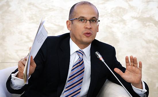 Секретарь Общественной палаты РФ Александр Бречалов