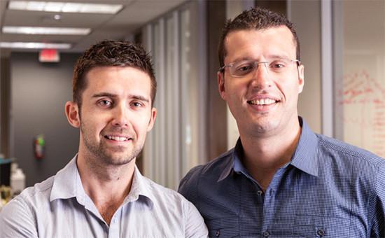 Митчелл Харпер (слева) и Эдди Мачалани – создатели сервиса по созданию интернет-магазинов BigСommerce