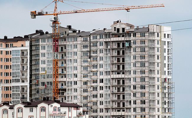 Строительство жилого дома в центре Севастополя