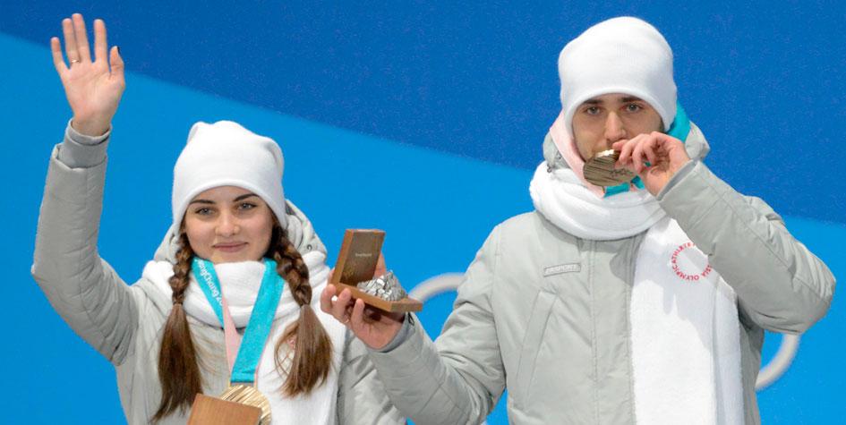 СМИ сообщили о допинговых подозрениях в адрес российского призера Игр