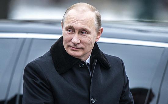 Владимир Путин лично приглядит за раздачей национального благосостояния