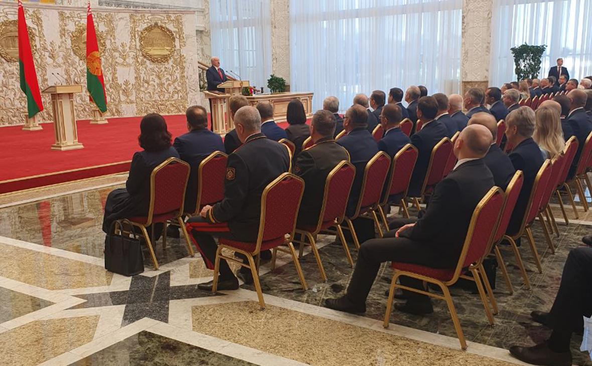 Лукашенко тайно вступил в должность президента Белоруссии :: Политика :: РБК