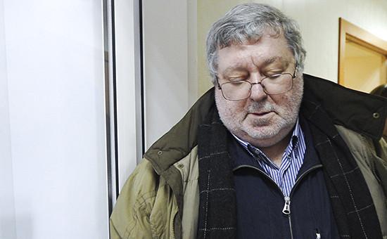 Директор Новосибирского оперного театра Борис Мездрич