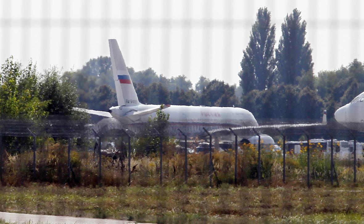 Участвующие в обмене россияне вылетели в Москву из Киева